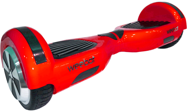 Weebot rouge